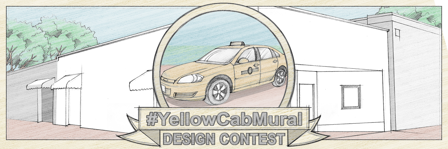 Yellow Cab Mural Contest